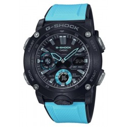 Montre Homme Casio G-Shock GA-2000-1A2ER Multifonction Ana-Digi