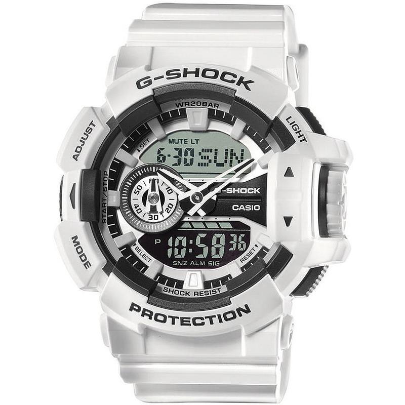 Montre Homme Casio G Shock GA 400 7AER Multifonction Ana  Zwr1g