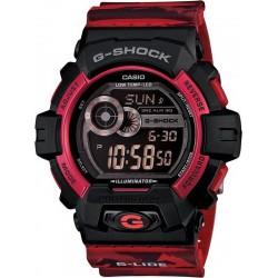 Montre Homme Casio G-Shock GLS-8900CM-4ER Camouflage Multifonction Digital