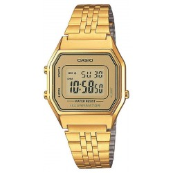 Montre Femme Casio Collection LA680WEGA-9ER Multifonction Digital