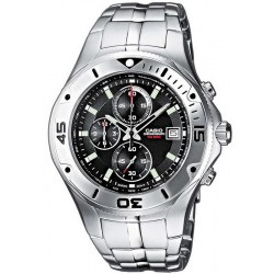 Montre Homme Casio Collection MTD-1057D-1AVES Chronographe
