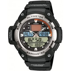 Montre Homme Casio Collection SGW-400H-1BVER Multifonction Ana-Digi