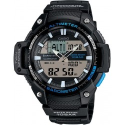 Montre Homme Casio Collection SGW-450H-1AER Multifonction Ana-Digi