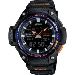 Montre Homme Casio Collection SGW-450H-2BER Multifonction Ana-Digi