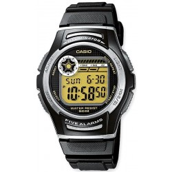 Montre Homme Casio Collection W-213-9AVES Multifonction Digital