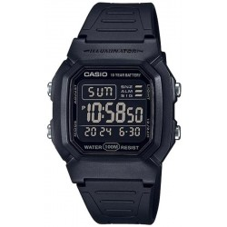Montre Homme Casio Collection W-800H-1BVES
