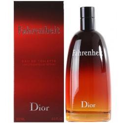 Parfum pour Homme Christian Dior Fahrenheit Eau de Toilette EDT Vapo 200 ml