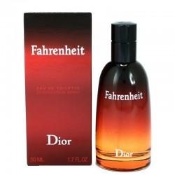 Parfum pour Homme Christian Dior Fahrenheit Eau de Toilette EDT Vapo 50 ml