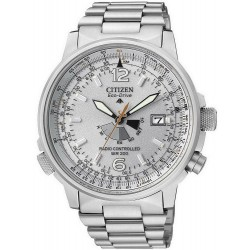 Acheter Montre Homme Citizen Promaster Sky Radio Pilotèe Eco-Drive AS2020-53H