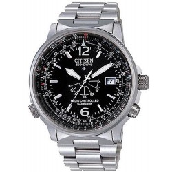 Montre Citizen AS2031-57E Promaster Sky Radio Pilotèe Titanium Homme