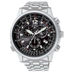 Acheter Montre Homme Citizen Promaster Sky Chrono Radio Pilotèe AS4020-52E