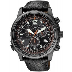 Montre Citizen AS4025-08E Promaster Chrono Radio Pilotée Homme