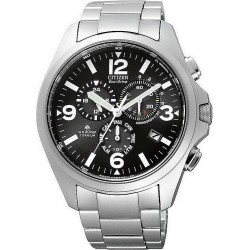 Acheter Montre Homme Citizen Promaster Chrono Radio Pilotèe Titane AS4030-59E