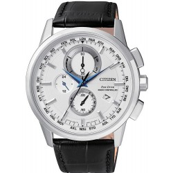 Acheter Montre Homme Citizen Radio Pilotèe Chrono Evolution 5 AT8110-11A