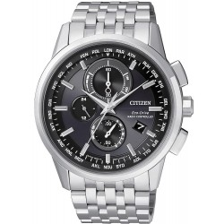 Acheter Montre Homme Citizen Radio Pilotèe Chrono Evolution 5 AT8110-61E