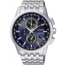 Acheter Montre Homme Citizen Radio Pilotèe Chrono Evolution 5 AT8110-61L