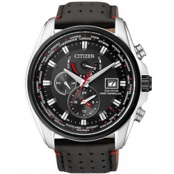 Acheter Montre Homme Citizen Radio Pilotèe Chrono Eco-Drive AT9030-04E
