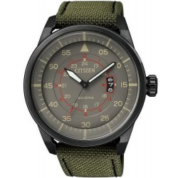 Montre Homme Citizen Aviator Eco-Drive AW1365-01H