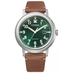 Montre Homme Citizen Military Eco Drive AW1620-13X