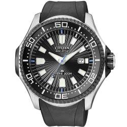 Montre Homme Citizen Promaster Diver's Eco-Drive 300M BN0085-01E