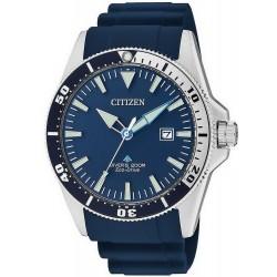 Montre Homme Citizen Promaster Diver's Eco-Drive 200M BN0100-34L