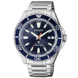 Montre Homme Citizen Promaster Diver's Eco-Drive 200M BN0191-80L