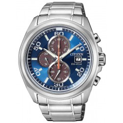 Montre Homme Citizen Chrono Eco-Drive CA0630-80L