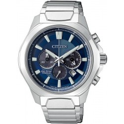 Montre Homme Citizen Super Titanium Chrono Eco-Drive CA4320-51L