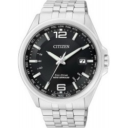 Montre Homme Citizen Radio Pilotèe Evolution 5 Eco-Drive CB0010-88E