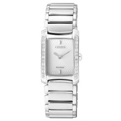 Acheter Montre Citizen Femme Eco-Drive EG2961-54A Diamants