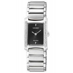 Montre Citizen Femme Eco-Drive EG2961-54E Diamants