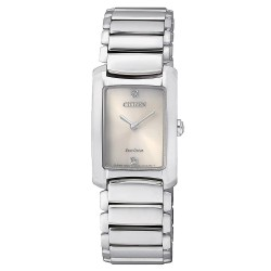 Acheter Montre Citizen Femme Eco-Drive EG2970-53P Diamants