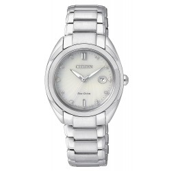 Acheter Montre Citizen Femme Eco-Drive EM0310-61A Diamants