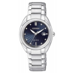 Acheter Montre Citizen Femme Eco-Drive EM0310-61L Diamants