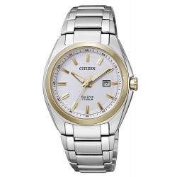 Montre Citizen Femme Super Titanium Eco-Drive EW2214-52A