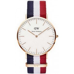 Acheter Montre Homme Daniel Wellington Classic Cambridge 40MM DW00100003