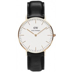 Acheter Montre Unisex Daniel Wellington Classic Sheffield 36MM DW00100036