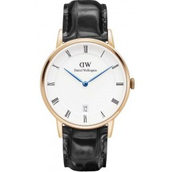 Acheter Montre Unisex Daniel Wellington Dapper Reading 34MM DW00100118