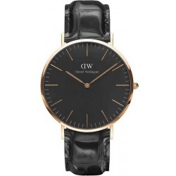 Acheter Montre Homme Daniel Wellington Classic Black Reading 40MM DW00100129