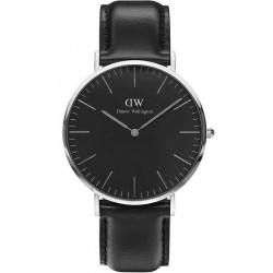 Acheter Montre Homme Daniel Wellington Classic Black Sheffield 40MM DW00100133