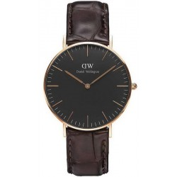 Acheter Montre Unisex Daniel Wellington Classic Black York 36MM DW00100140