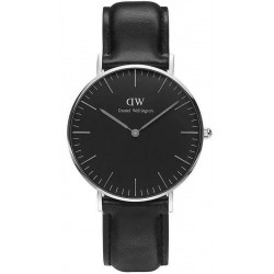 Acheter Montre Unisex Daniel Wellington Classic Black Sheffield 36MM DW00100145