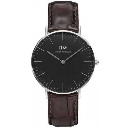 Acheter Montre Unisex Daniel Wellington Classic Black York 36MM DW00100146