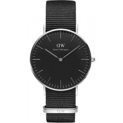 Acheter Montre Unisex Daniel Wellington Classic Black Cornwall 36MM DW00100151