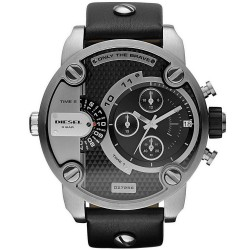 Acheter Montre Homme Diesel Little Daddy DZ7256 Chronographe Dual Time