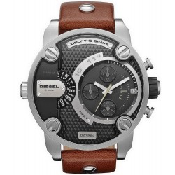 Acheter Montre Homme Diesel Little Daddy DZ7264 Chronographe Dual Time