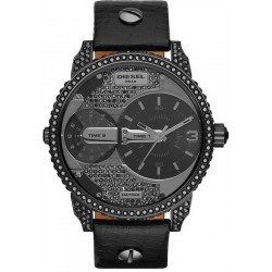 Montre Diesel Unisex Mini Daddy DZ7328 Dual Time