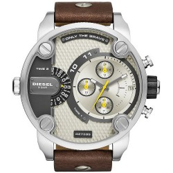 Montre Homme Diesel Little Daddy DZ7335 Chronographe Dual Time