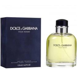 Parfum pour Homme Dolce & Gabbana Pour Homme Eau de Toilette EDT 125 ml