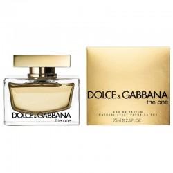 Parfum pour Femme Dolce & Gabbana The One Eau de Parfum EDP 75 ml